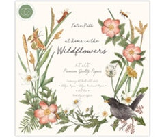 Craft Consortium - At Home in the Wildflowers 12x12 ...