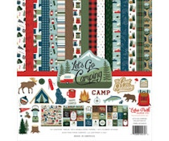Echo Park - Let's Go Camping 12x12 Inch Collection Kit