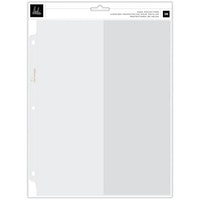 Heidi Swapp Storyline Chapters Page Protectors 10/Pkg - ...