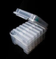 """Storage Solutions """"Case keeper with 6 boxes"""""""