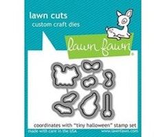 Lawn Fawn Tiny Halloween Dies