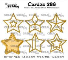 Crealies Cardzz Elements Stars