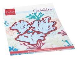 Marianne Design Dies - Creatable Coral set