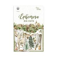 Piatek13 - Paper Ephemera Cosy Winter