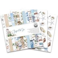 Piatek13  Paper Pad 12x12 inch - Beyond the Sea