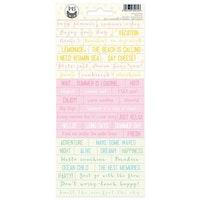 Piatek13 - Sticker sheet Summer vibes 01