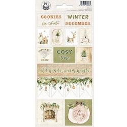 Piatek13 - Sticker sheet Cosy Winter 02