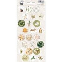 Piatek13 - Sticker sheet Cosy Winter 03