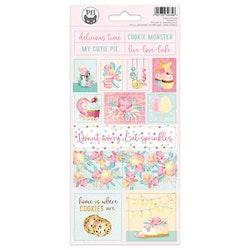 Piatek13 - Sticker sheet Sugar and Spice 02