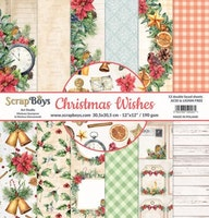 ScrapBoys 12x12 - Christmas Wishes