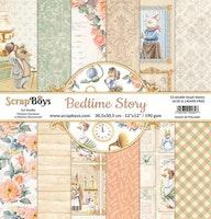 ScrapBoys 12x12 - Bedtime story