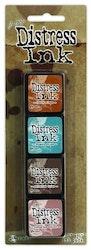 Ranger Distress Mini Ink Kit 6