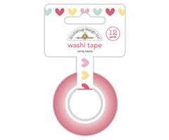 Doodlebug Design Washitape - Candy Hearts