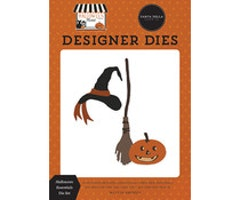 Carta Bella - Halloween Essentials Dies