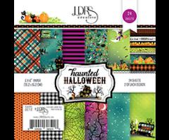 LDRS Creative 6x6 Paper Pack - Haunted Halloween