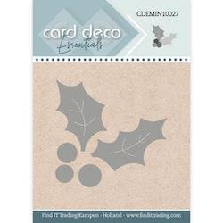 Card Deco Mini Dies CDEMIN10027