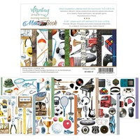 Mintay Papers - 6 X 8 MEN'S BOOK - ELEMENTS FOR PRECISE ...