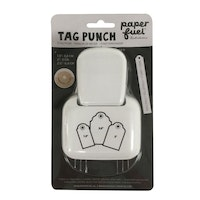 Paperfuel  -  3-in-1 Tag punch scallop circle