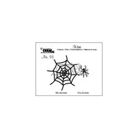 Crealies - Cutting die no.33 Spider web