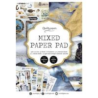 Studio Light •- Essentials mixed paper pad pattern ...