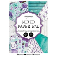Studio Light -  Essentials mixed paper pad pattern ...