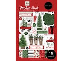 Carta Bella - Home For Christmas Sticker Book