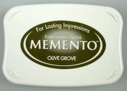 Memento Stämpeldyna - Olive Grove