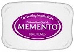 Memento Stämpeldyna - Lilac Posies