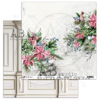 A.B Studio 12x12 paperset - The Winter Time