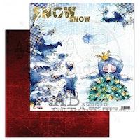 A.B Studio 12x12 Paperset - Christmas Days