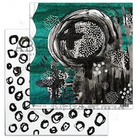 A.B Studio 12x12 paperset - Forever love