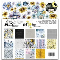 A.B Studio 12x12 Paperset - Just be