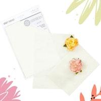 Craft Perfect  - Foamiran White A4