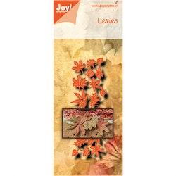 Joy Crafts - Cutting die Autumn leaves loose