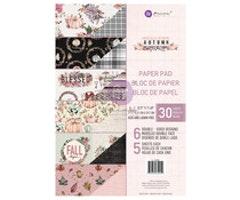 Prima Marketing - Hello Pink Autumn A4 Paper Pad