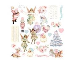 Prima Marketing - Christmas Sparkle Ephemera (28pcs)