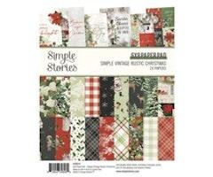 Simple Stories 6x8 Paper Pad - Simple Vintage Rustic ...