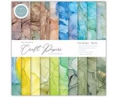 Craft Consortium Essential Craft Papers 6x6 Paper Pad - ...