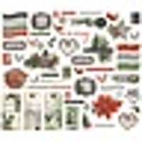 Simple Stories - Simple Vintage Rustic Christmas Bits & ...