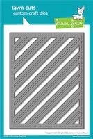 Lawwn Fawn Dies  - Peppermint stripes backdrop