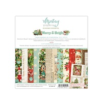 Mintay Papers 6x6 Paper Pad - Merry & Bright