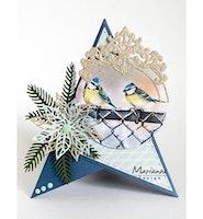 MARIANNE DESIGN CUT/EMB Anja's Pyramide