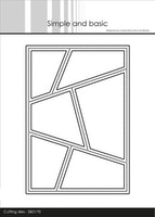 Simple and Basic - A6 Wonky Window