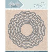 Card Deco - Scallop Circle
