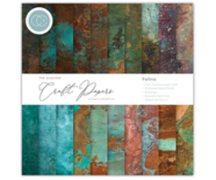Craft Consortium Essential Craft Papers 6x6  Paper Pad ...