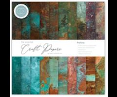 Craft Consortium Essential Craft Papers 12x12 - Patina