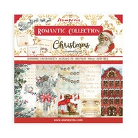 Stamperia - Romantic Christmas 8x8 Paper Pack
