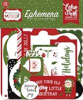 Echo Park - Christmas Magic Ephemera