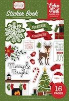 Echo Park - Christmas Magic Sticker Book