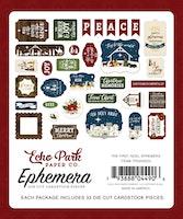 Echo Park - The First Noel Ephemera
